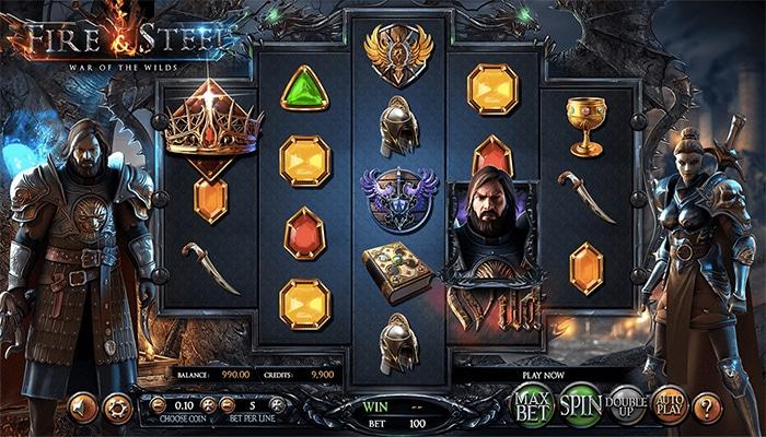 Fire & Steel Gameplay