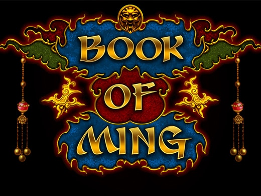 Gokkast Book of Ming Logo