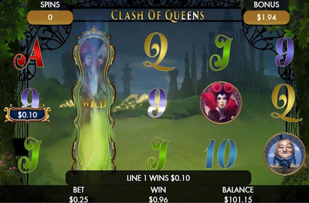 Clash of Queens heeft een mooie gameplay