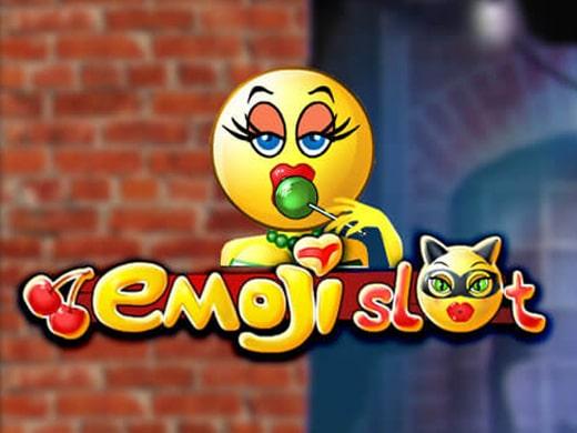 Gokkast Emoji Slot Logo