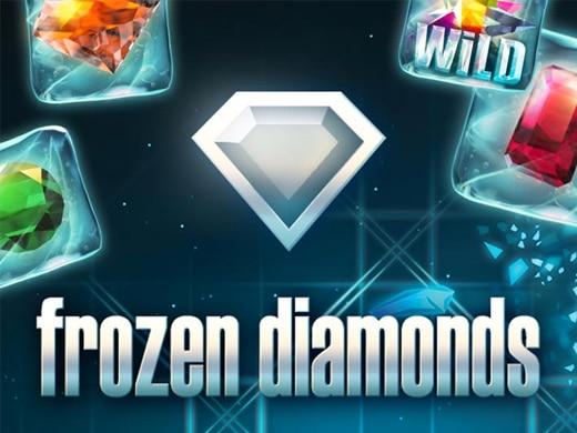 Gokkast Frozen Diamonds Logo