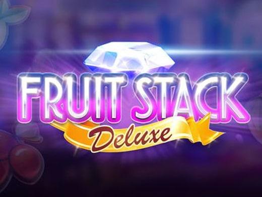 Gokkast Fruit Stack Deluxe Logo