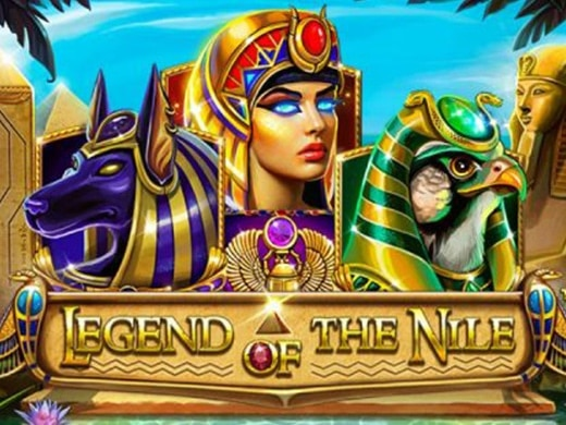Gokkast Guardians of Fire & Ice Legend of The Nile