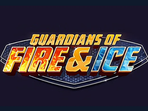 Gokkast Guardians of Fire & Ice Logo