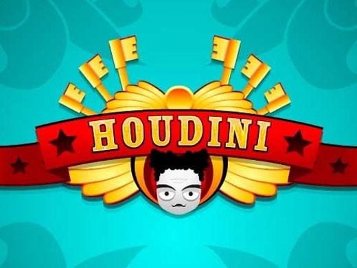 Gokkast Houdini Logo
