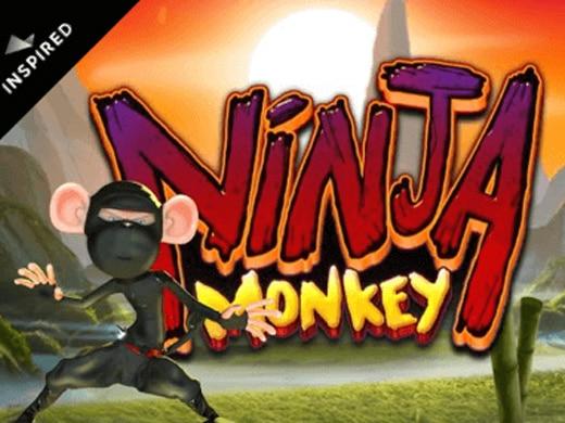 Gokkast Ninja Monkey Logo