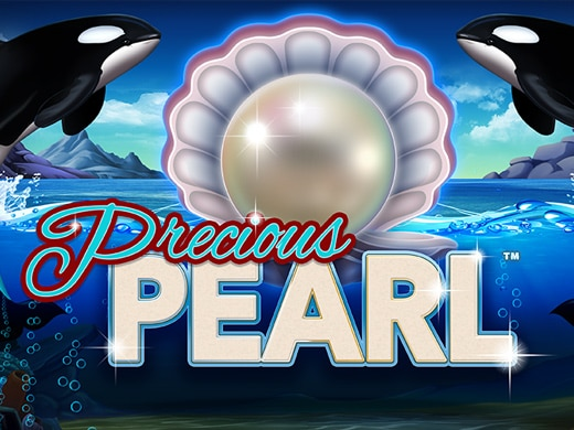Gokkast Precious Pearl Logo1