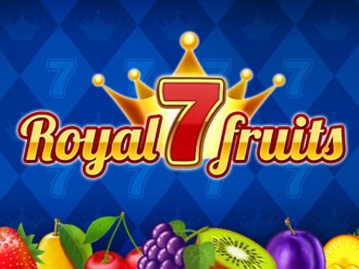 Gokkast Royal 7 Fruits Logo
