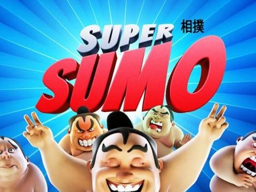 Gokkast Super Sumo Logo
