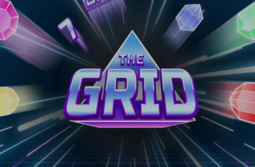 Door gokkast The Grid waan je je weer zoals vroeger in een Arcade-hal
