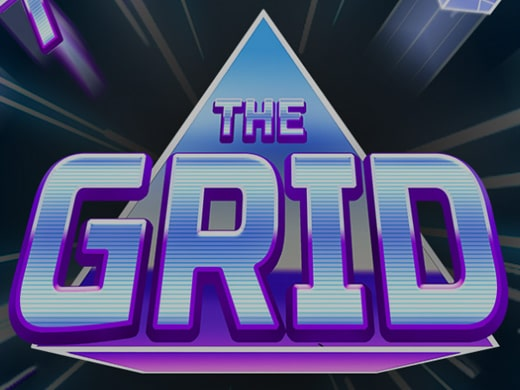 Gokkast The Grid Logo