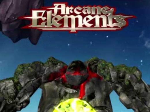 Gokkast Thunder Cash Arcane Elements