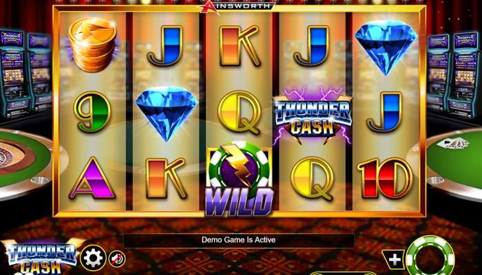 Gokkast Thunder Cash Gameplay