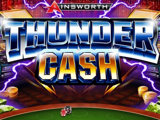 Gokkast Thunder Cash Logo