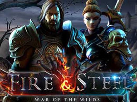 Gokkast Wild Gambler Fire & Steel