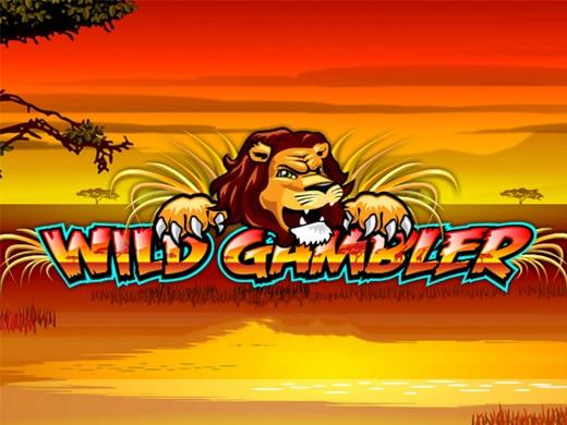 Gokkast Wild Gambler logo