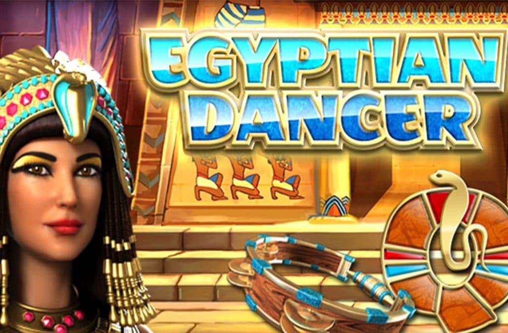 Vergezel bij Egyptian Dancer Cleopatra en haar dansers in de gelukstempel