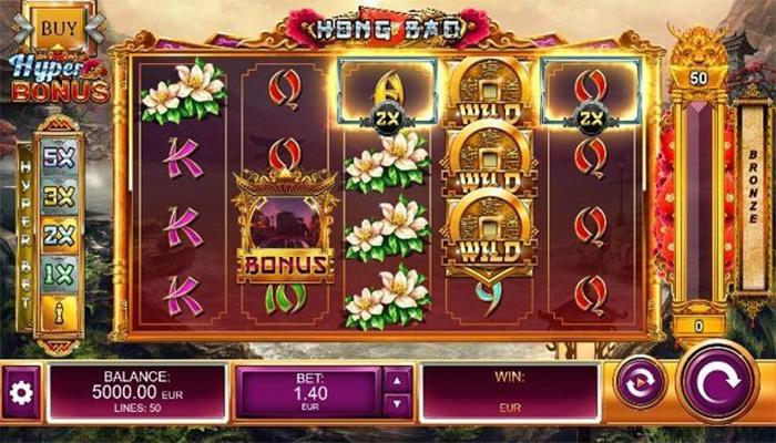 Hong Bao Gameplay