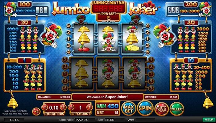 Jumbo Joker Gameplay