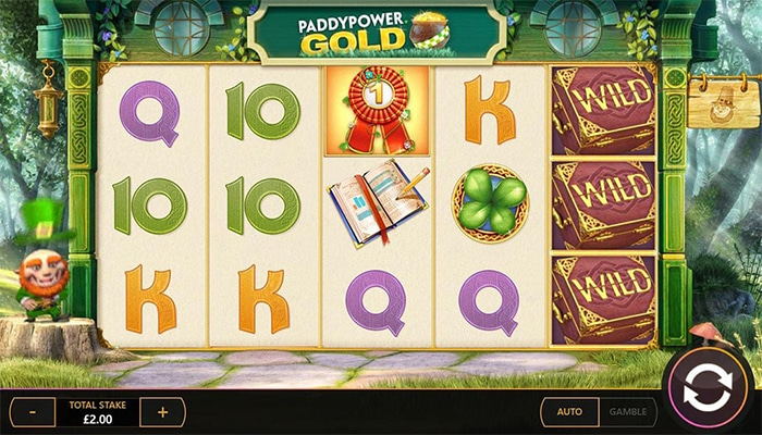Paddy Power Gold Gameplay