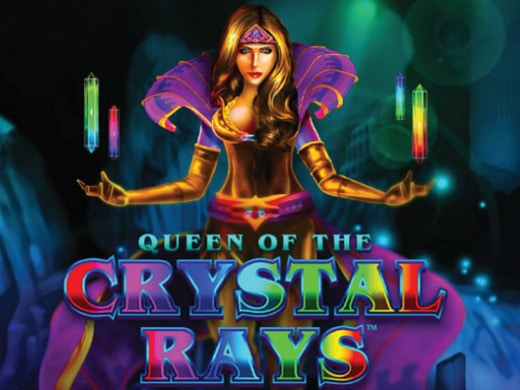 Queen of the Crystal Rays 2