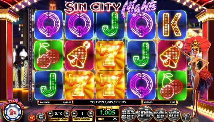 Sin City Nights Gameplay