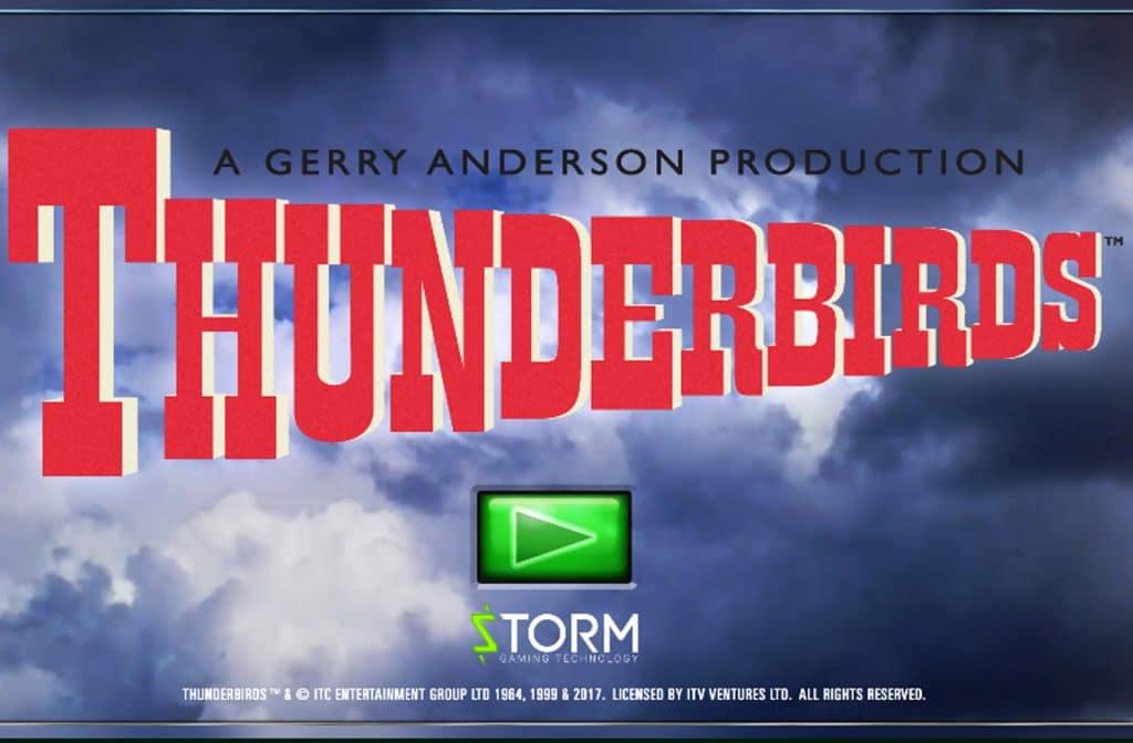 Het spel Thunderbirds is ontwikkeld door Storm Gaming