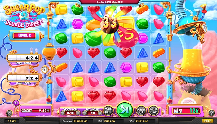 Sugar Pop 2 Double Dipped Gameplay