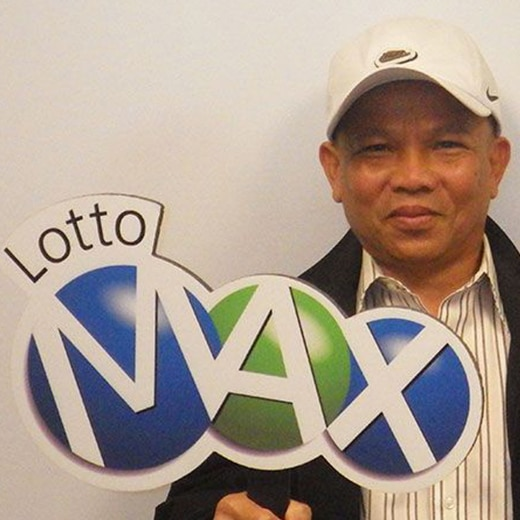 Winnaar Jackpot Ben Truong