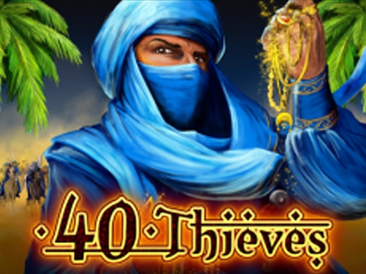40 Thieves Logo