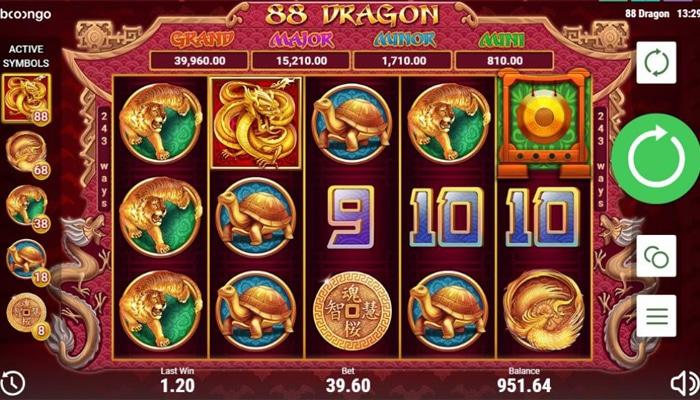 88 Dragon Gameplay