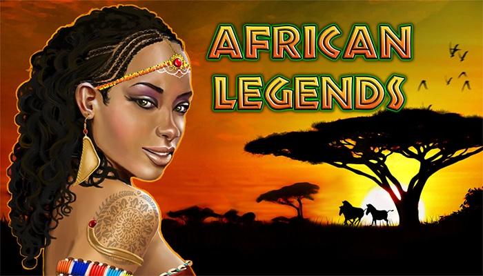 Afriican Legends speel zich of op de Afrikaanse Savanne