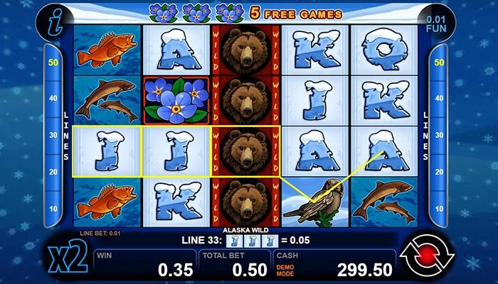 Alaska Wild Gameplay