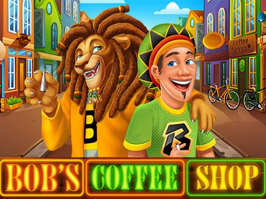 Bob's Coffee Shop logo2