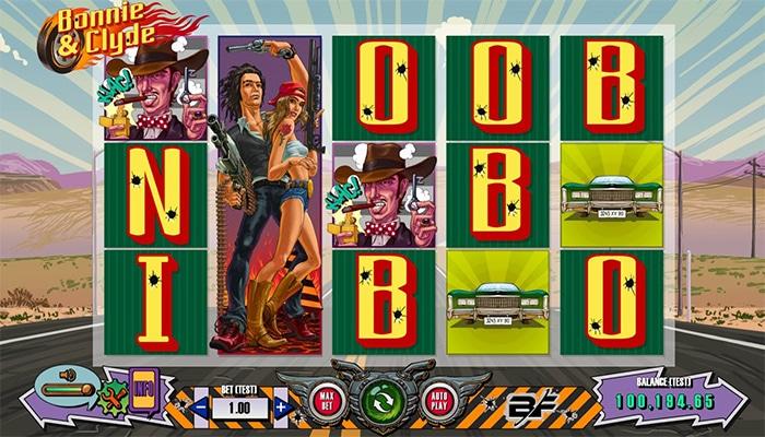 Bonnie & Clyde Gameplay