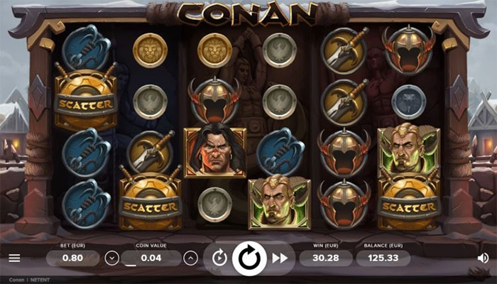 Conan Gameplay