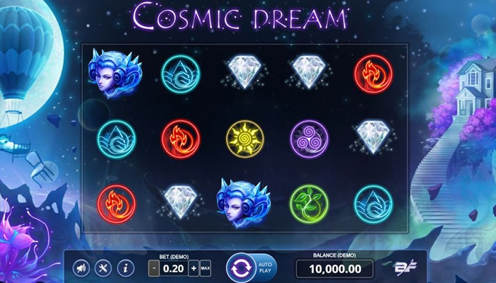 Cosmic Dream Gameplay