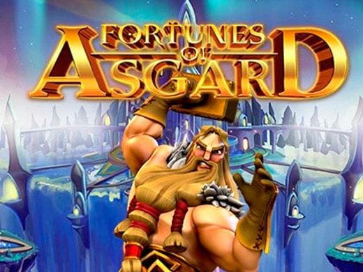 Fortunes of Asgard Logo2