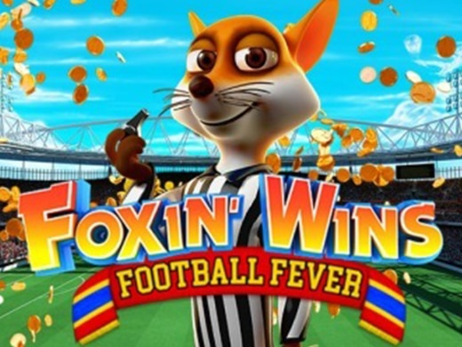 Foxin Wins Football Fever logo1