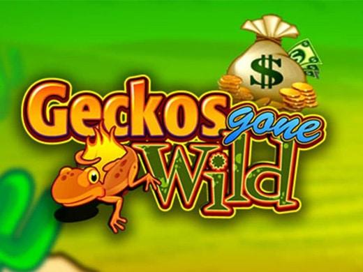 Geckos gone Wild Logo