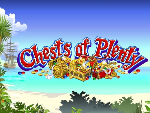 Gokkast Chests of Plenty Logo