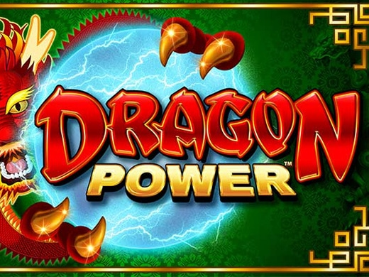 Gokkast Dragon Power Logo