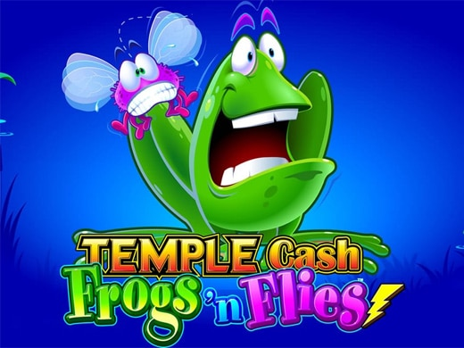 Gokkast Frogs 'n Flies Temple Cash 1