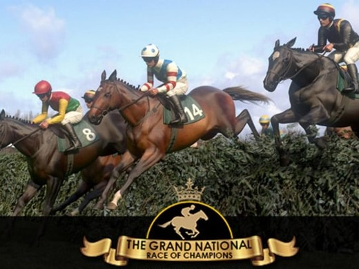 Gokkast Grand National Race Logo1