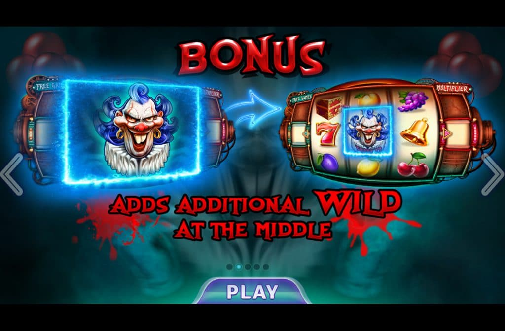 De diverse bonussen zorgen voor een leuke gameplay