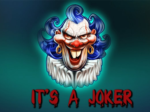 Gokkast It's a Joker Logo 2