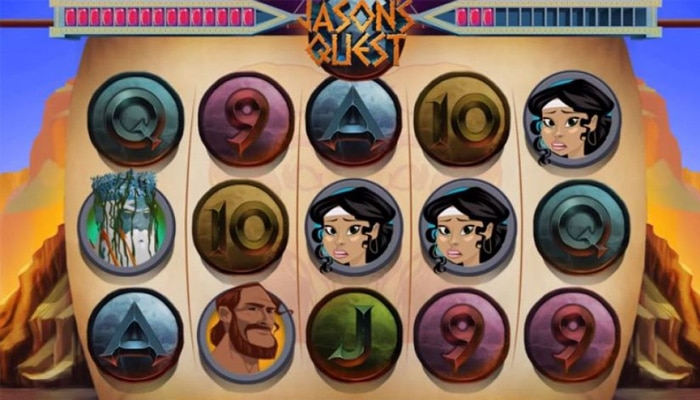 Gokkast Jason's Quest Gameplay