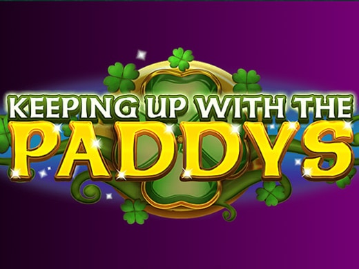 Gokkast Keeping Up with the Paddys Logo