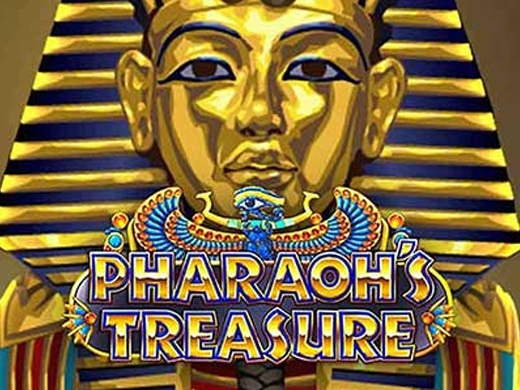 Gokkast Pharaoh's Treasure Logo