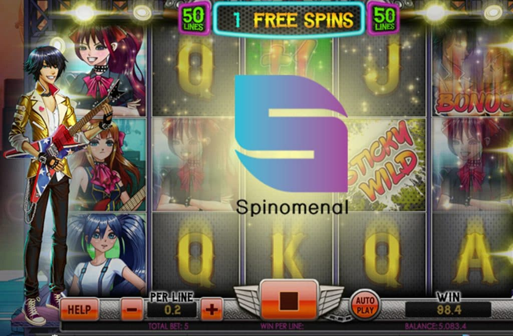 De Free Spins Bonus zorgt voor extra kansen